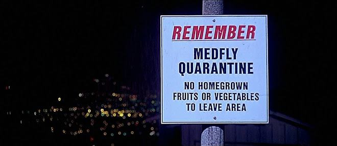 Medfly Quarantine