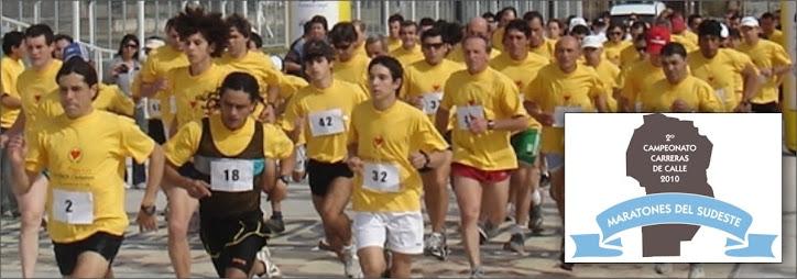Maratones del Sudeste (Córdoba)