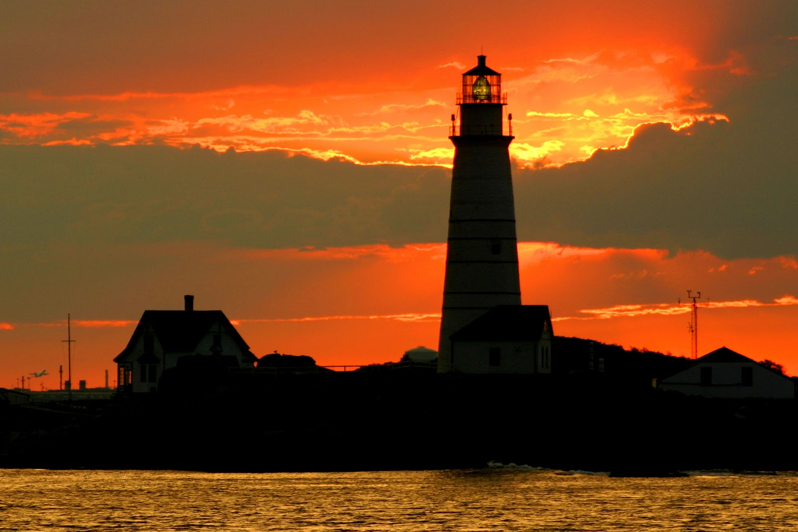 New England Lighthouses Photo Exhibit Reception On Friday