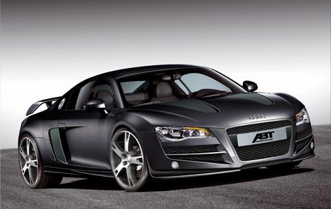 Audi on Types Of Cars  Audi R8
