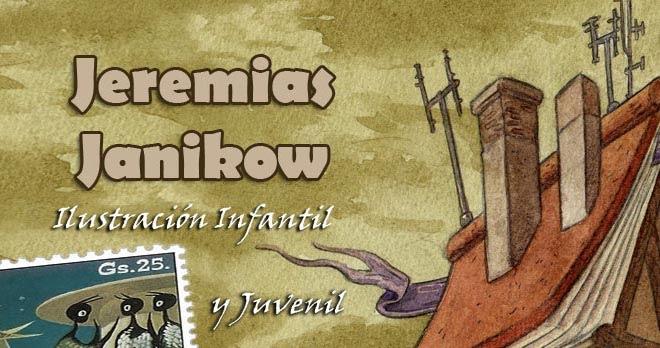 Jeremias Janikow Ilustración Infantil