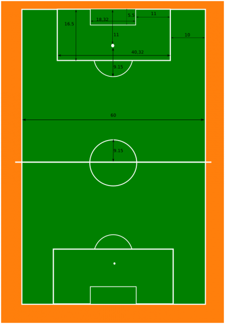 imagen campo futbol soccer: