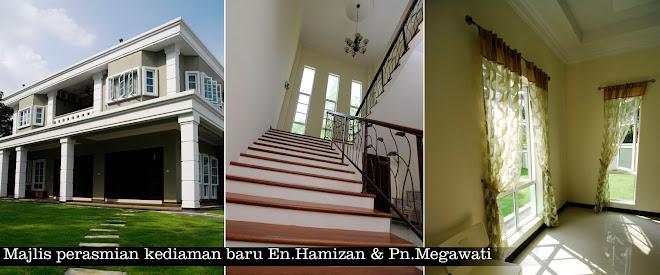 Majlis Perasmian Kediaman Baru En. Mohd Hamizan Dato Abd Hamid & Pn. Megawati @ Kota Damansara