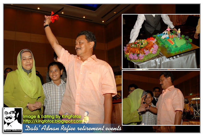 Dato' Adnan Rofiee Retirement Event ( TM Group Chief Operating Officer )