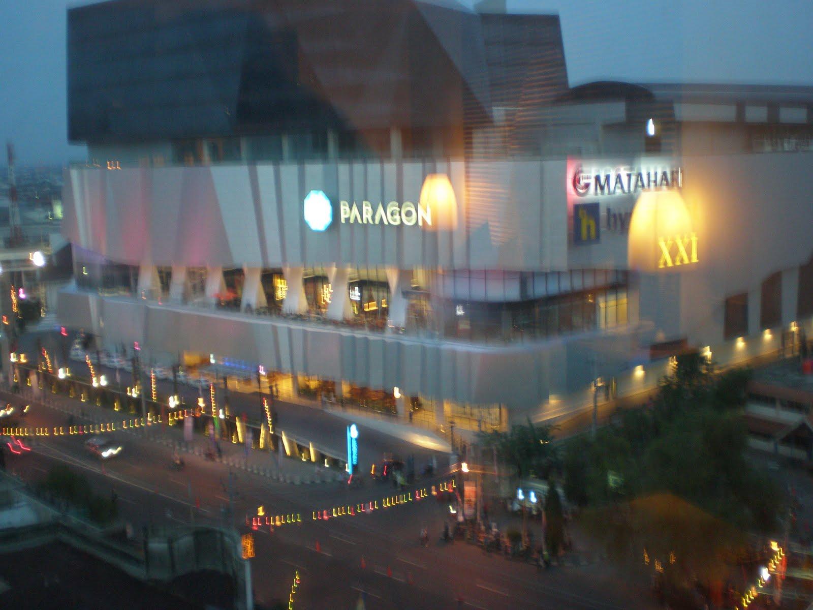Family Blog Paragon Mall Semarang