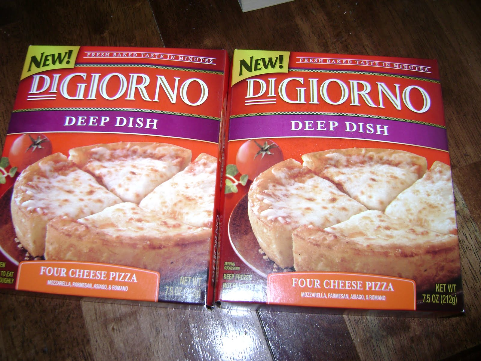 This is a photo of Geeky Digiorno Pizza Coupon Printable