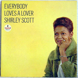 shirley scott - everybody loves a lover a-73