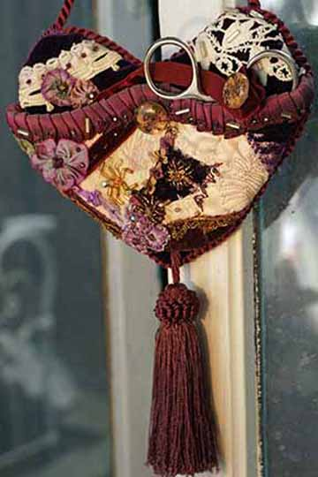 Stitcher's Amulet