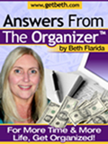 Answers From The Organizer®