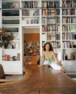 Chic Read: American Fashion Designers at Home   Ellegant Home Design