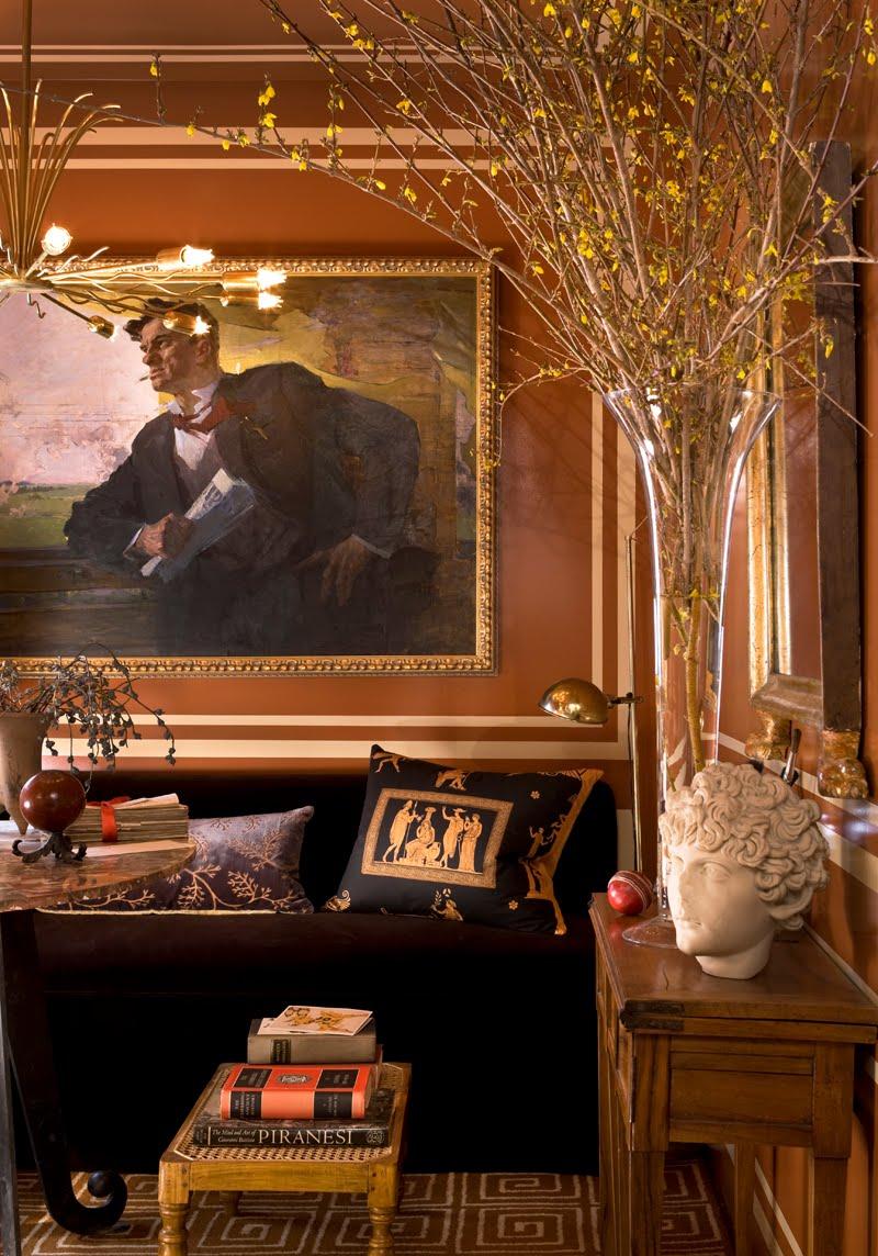 Chic Home Design Autumn Interior Inspiration