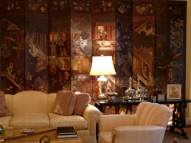 habitually chic chic coromandel screens. Black Bedroom Furniture Sets. Home Design Ideas