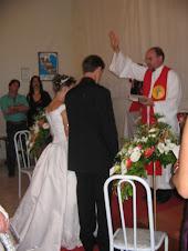 Casamento da Iracema e Renato