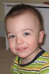 Joshua 19 Months