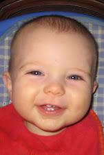 Caleb 10 Months