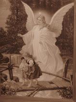 En skydds ängel kan vi alla behöva