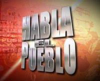 HABLA EL PUEBLO