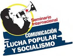 Comunicación, lucha popular y socialismo