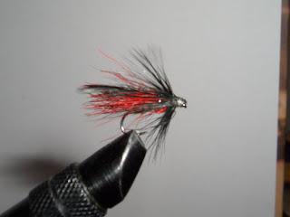 Flugfiske Flugor till hasarfisket.