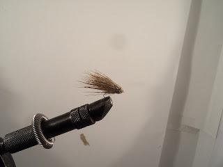 Flugfiske Några flugor