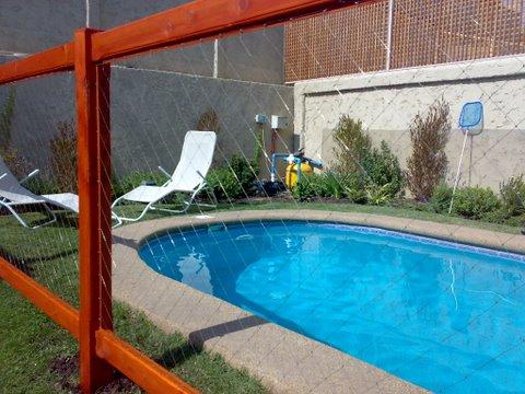 Malla proteccion seguridad proandina 7210735 proandina for Proteccion de piscinas