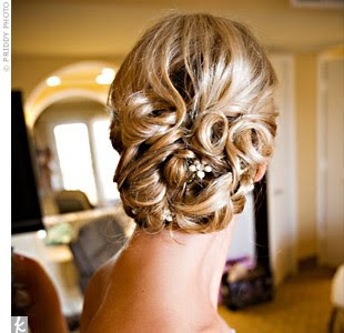 Old and New, Borrowed and GREEN!: Hair Styles for the Wedding