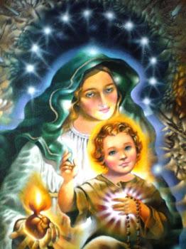 MARÍA MADRE DE LA DIVINA MISERICORDIA