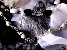 el glamour del blanco y negro