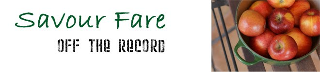 Savour Fare Off the Record