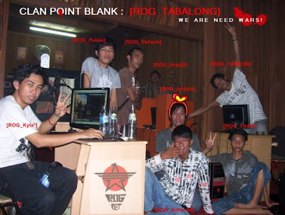 PB, Gemscool Point Blank, Point Blank, Cheat Point Blank