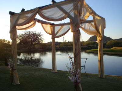 Wedding Ceremony Canopy on The Wedding Ceremony Takes Place Under The Chuppah Canopy A