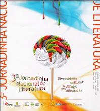 3ª Jornadinha Nacional de Literatura