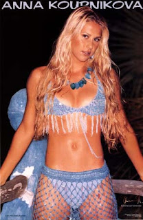 hot and sexy anna kournikova 2