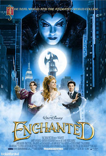 Enchanted 2007 movie poster