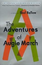 books that matter: The Adventures of Augie March by Saul Bellow
