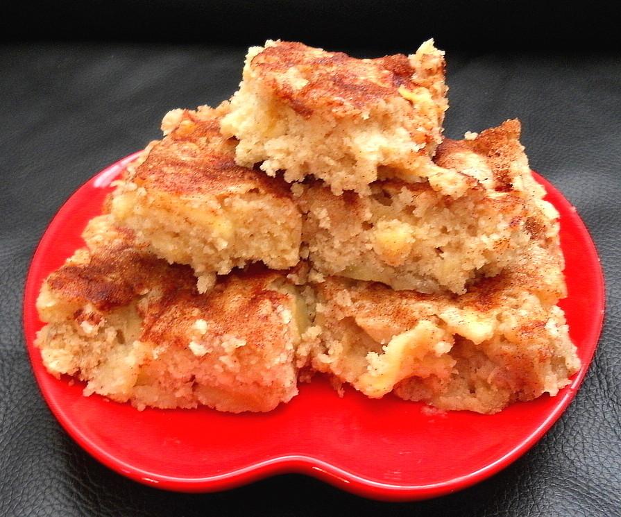 ... AS SUGAR COOKIES: 12 Weeks of Christmas Cookies #6 - Apple Brownies