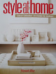 Style at Home Colour Collection for Beauti-Tone Paints  June 2010