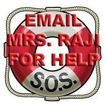 Contact Mrs. Raji