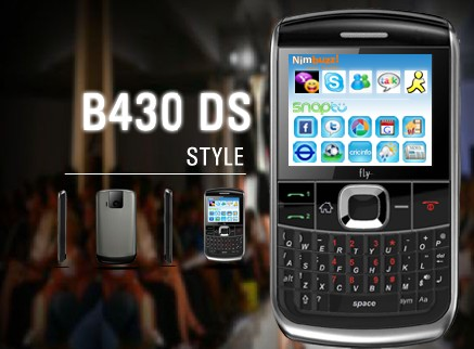 Win a Fly B430 Mobile Everyday
