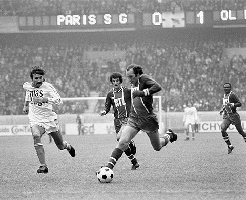 Singapore Pictures 1978 on 1977 1978 Paris Sg   Olympique De Marseille 5 1 Bianchi  Zvunka