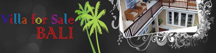 Villa for Sale - Bali