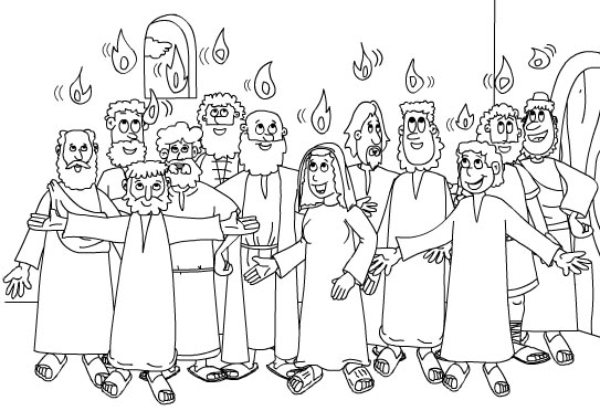 religi u00d3n  pentecost u00c9s