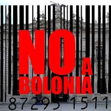 No a Bolonia