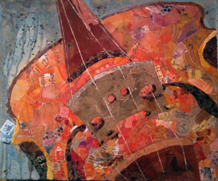 Paper Paintings: 04/01/2010 - 05/