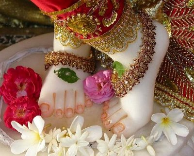 Radha-Krishna's Sweetness