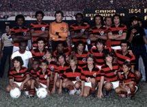Os campeões brasileiros