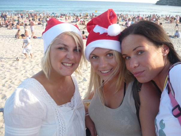 X-mas Day Bondi Beach;)