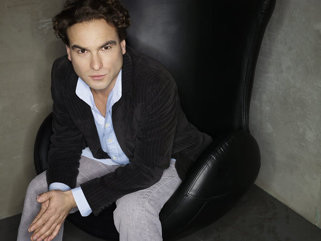 Johnny Galecki, of Roseanne and The Big Bang Theory has played gay on ...