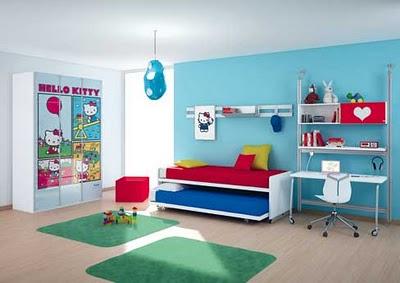 Dormitorios fotos de dormitorios im genes de habitaciones for Colores para cuartos infantiles