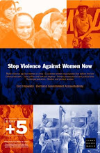 stop violence against women now